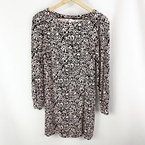 Boden Maisie Jersey Tunic Floral Dress Size 4